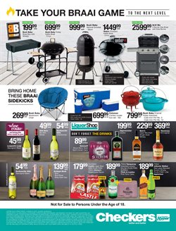 Tools offers in the Checkers catalogue in Cape Town