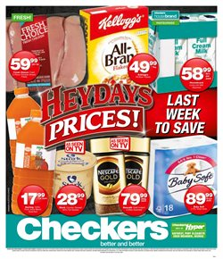 Checkers deals in the Uitenhage special