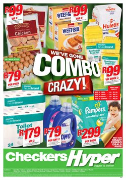 Groceries offers in the Checkers catalogue in Johannesburg