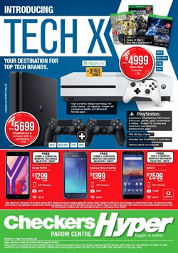 Cell phones offers in the Checkers catalogue in Cape Town