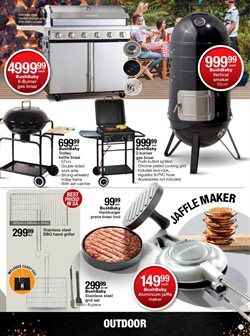 Furniture offers in the Checkers catalogue in Khayelitsha