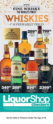 Food offers in the Checkers catalogue in Cape Town