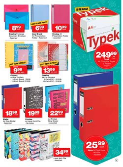 Indexes offers in the Checkers catalogue in Cape Town