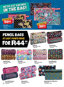 Dinosaurs offers in the Checkers catalogue in Cape Town