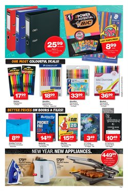 Markers offers in the Checkers catalogue in Cape Town