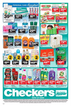 Bags offers in the Checkers catalogue in Cape Town