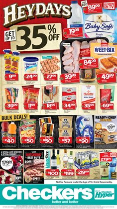 Juice offers in the Checkers catalogue in Cape Town