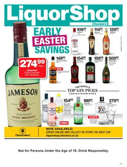 Checkers deals in the Pietermaritzburg special