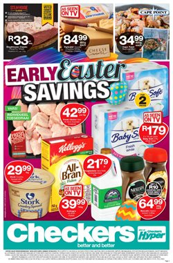 Checkers deals in the Pretoria special