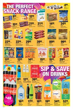 Chips offers in the Checkers catalogue in Cape Town