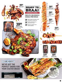 Chicken offers in the Checkers catalogue in Cape Town