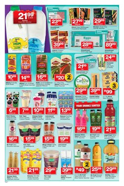 Milk offers in the Checkers catalogue in Cape Town