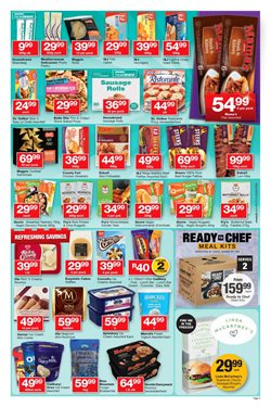 Chocolate offers in the Checkers catalogue in Cape Town