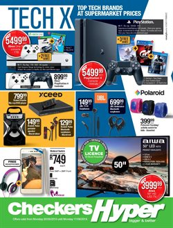 Computers & electronics offers in the Checkers catalogue in Cape Town