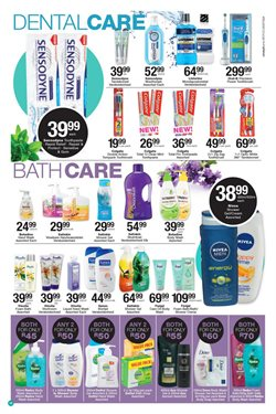 Deodorant offers in the Checkers catalogue in Cape Town