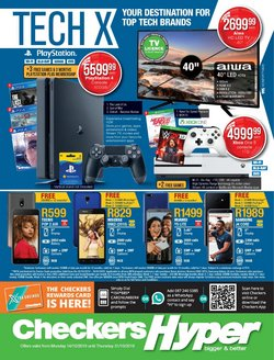 Groceries offers in the Checkers catalogue in Somerset West