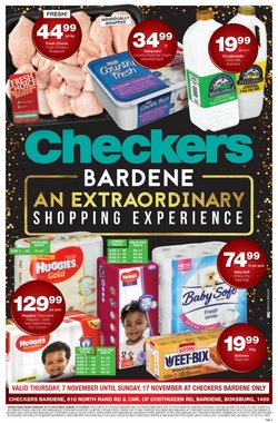 Checkers deals in the Benoni special