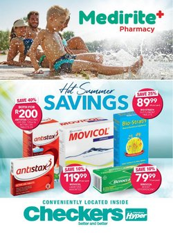 Checkers deals in the Durban special