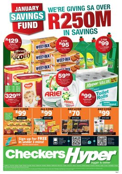 Checkers deals in the Roodepoort special
