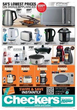 Checkers catalogue in Durban ( Expires today )