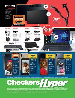 Monitor specials in Checkers