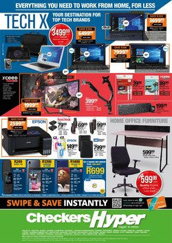 Computers & electronics specials in Checkers