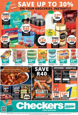 Checkers catalogue ( Expires tomorrow )