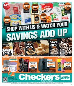Checkers catalogue ( 3 days left )