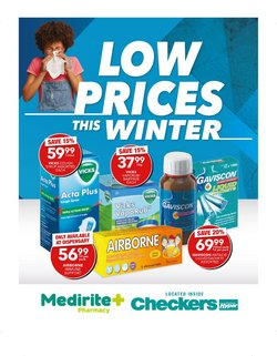 Checkers catalogue in Roodepoort ( Expires today )