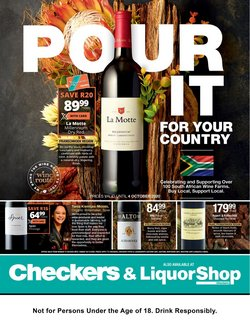 Checkers catalogue in Cape Town ( 5 days left )