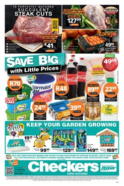 Checkers catalogue in Cape Town ( 12 days left )