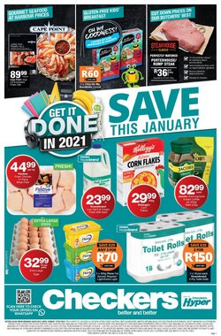 Groceries offers in the Checkers catalogue in Pretoria ( 2 days left )