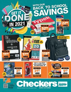 Groceries offers in the Checkers catalogue in Pretoria ( 23 days left )