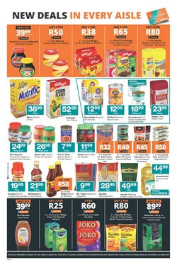 Instant coffee specials in Checkers