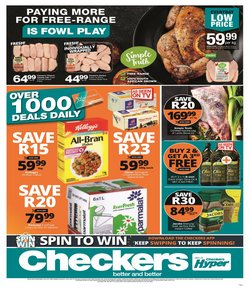 season offers in the Checkers catalogue ( 7 days left)