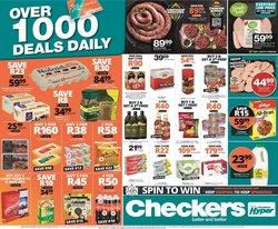 Checkers catalogue ( Expires today)
