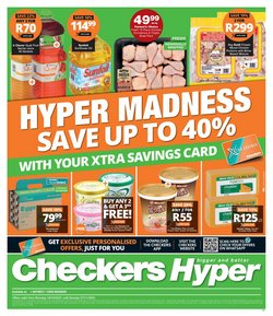 Checkers catalogue ( 12 days left)