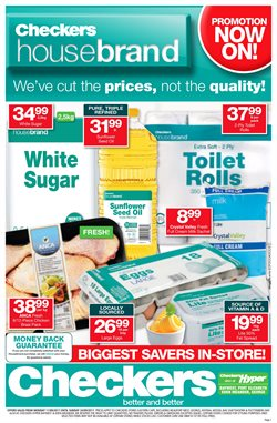Diapers offers in the Checkers catalogue in East London