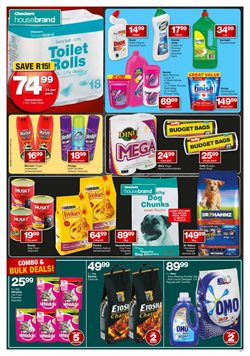 Toys offers in the Checkers catalogue in Klerksdorp