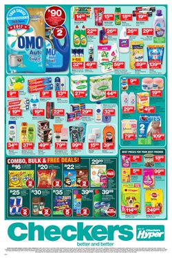 Tablet offers in the Checkers catalogue in Durban
