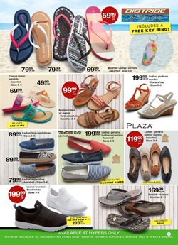 Shoes offers in the Checkers catalogue in Cape Town