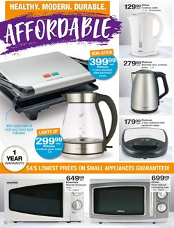 Microwave Offers In The Checkers Catalogue Vryheid