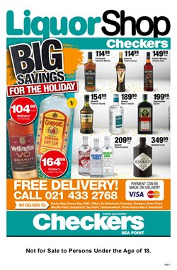 Boots offers in the Checkers catalogue in Cape Town