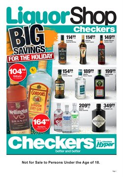 Checkers deals in the Bloemfontein special