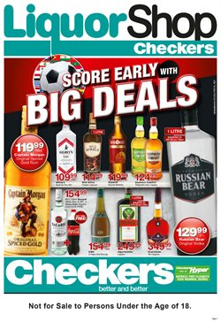 Checkers deals in the Bhisho special