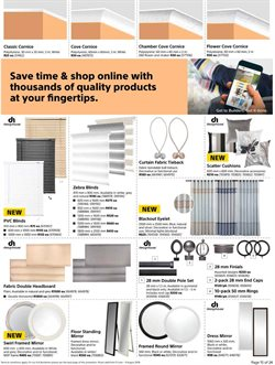 Headboard offers in the Builders Warehouse catalogue in Cape Town