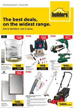 Paint offers in the Builders Warehouse catalogue in Cape Town