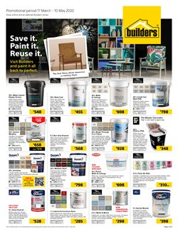 Builders Warehouse catalogue ( More than a month )