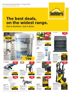 Builders Warehouse catalogue in Durban ( 10 days left )