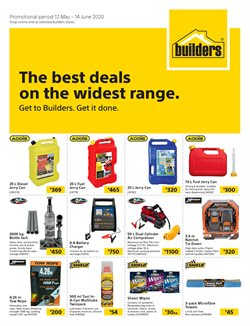 Builders Warehouse catalogue ( 15 days left )